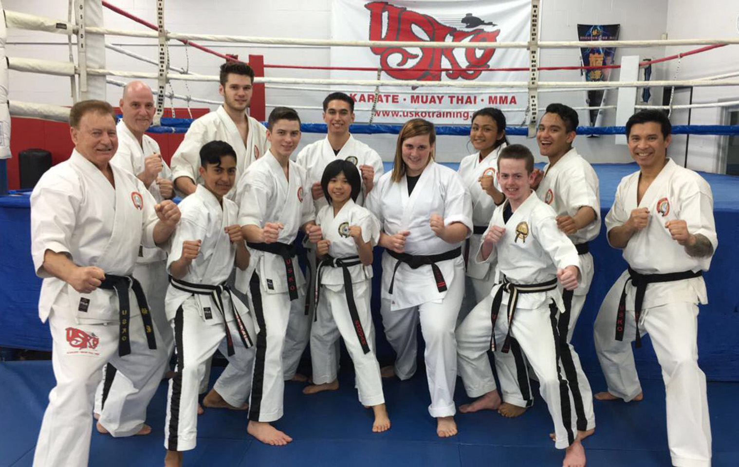 USKO Black Belts