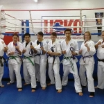 Karate Promotions, Adults 081614