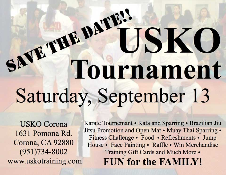 USKO Tournament 091314