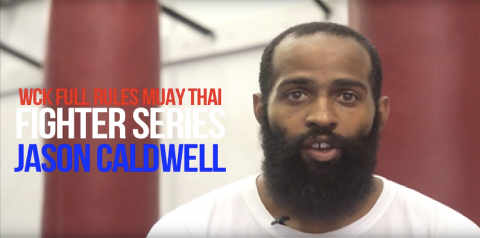 WCK Muay Thai Fighter Series: Jason Caldwell