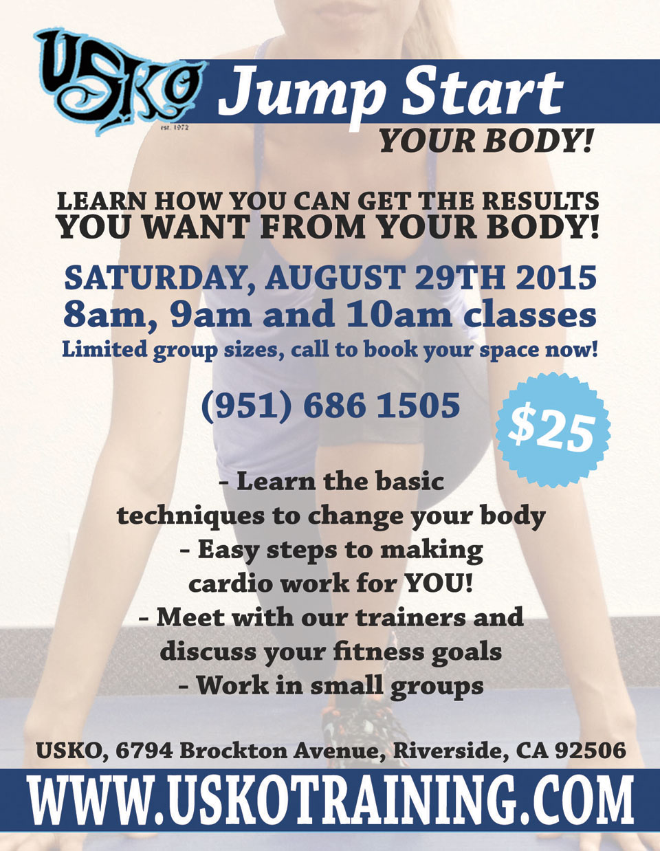 Jump start your body!