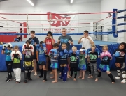 Kids Muay Thai Classes in Corona and Riverside