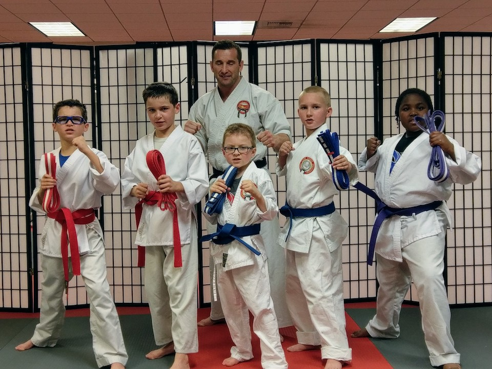 January 2019 Corona Karate Promotions