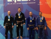 Sensei Joey Wins IBJJF Gold
