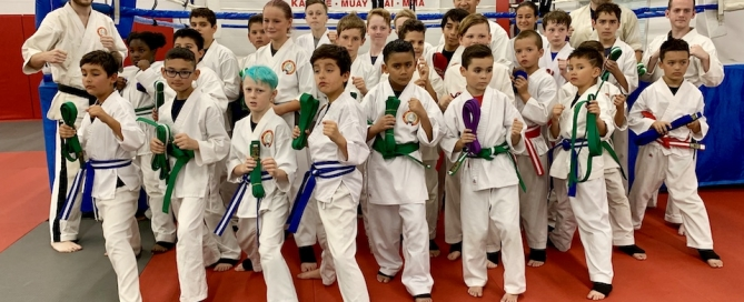 Riverside Karate Testing 2019-06-08
