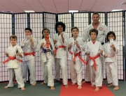 Karate testing with Sensei Joey 7-19 In Corona